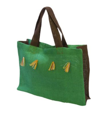 [:ro]Sacoșă Iută Colorată 40x30 cu aplicatii[:en]Coloured Jute Bag with applications 40x30 [:]