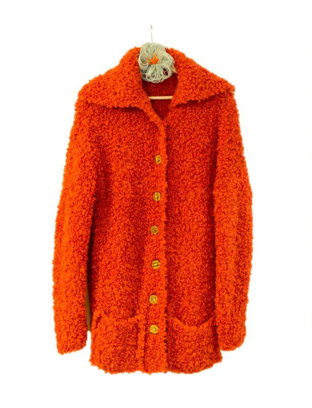 [:ro]Pulover Portocaliu XL[:en]Orange Sweater XL[:]